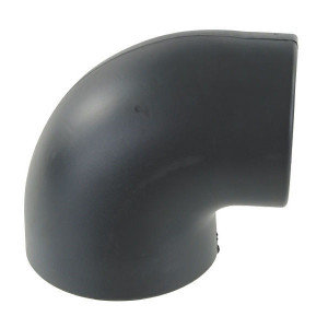 Donaldson Haaks verloopstuk, 90°, rubber - P117724 | 127 mm | 152 mm | 170 mm | 140 mm