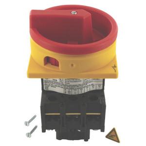 Eaton Nokkenschakelaar 3P 25A - P125EASVB | 3 NO | Inbouw | 65 (Front) IP