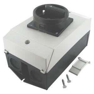 Eaton Nokkenschakelaar 3P 25A BK - P125I2SVBSW   3 NO   Opbouw   65 IP