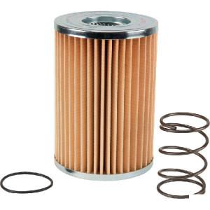 Hydrauliekfilter Donaldson - P171563 | 140 mm A | 65 mm B | 203 mm H | 23 µm