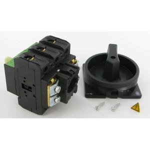 Eaton Nokkenschakelaar 3P 100A BK - P3100EASVBSW | 3 NO | Inbouw | 65 (Front) IP