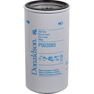 Oliefilter Donaldson - P502093 | 5I-7950 | 110 mm A | 220 mm H | M32 x 1,5 G | Spin on