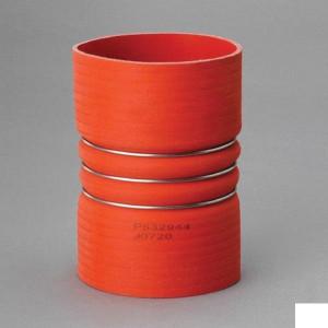 "Donaldson Silikonenslang 4"" - P535573 | 107 mm | 102 mm | 203 mm | Oranje | 260 °C"