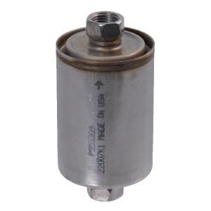 Brandstoffilter inline Donaldson - P550209 | 55 mm | M16 x 1,5 in | 109 mm | 109 mm