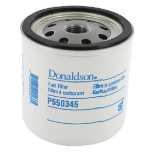 Donaldson Brandstoffilter - P550345 | 75,5 mm | 80 mm H | M16 x 1,5 G | Spin on