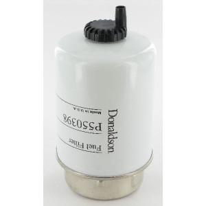 Voorfilter brandstof Donaldson, opschroef - P550398 | 154 mm