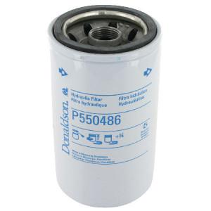 "Hydrauliekfilter Donaldson - P550486 | 1194740 | 77,5 mm | 139,7 mm | 13/16"" G"
