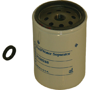 Brandstoffilter Donaldson - P550643 | 123907-55800 | 93,04 mm | 159,7 mm H | M20 x 1,5 G | Spin on