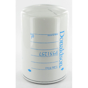 Oliefilter Donaldson - P551257 | 108 mm A | 166 mm H | M20 x 1,5 G
