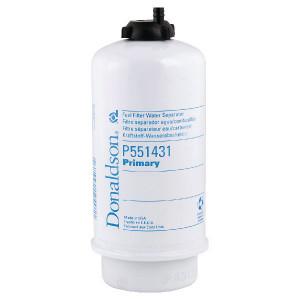 Waterafscheider brandstof Donaldson - P551431 | 22,86 mm | 195,83 mm