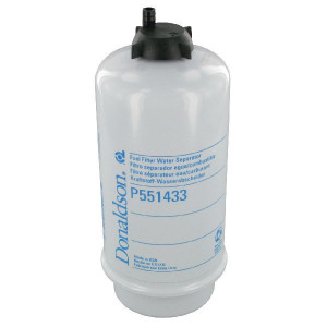 Waterafscheider brandstof Donaldson - P551433 | 22,86 mm | 196 mm
