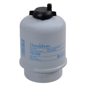 Waterafscheider brandstof Donaldson - P551436 | 151-2409 | 22,86 mm | 134,87 mm