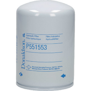 "Hydrauliekfilter Donaldson - P551553 | 136 mm | 1"" 12 UNF G"