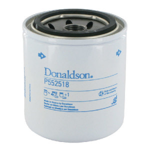 Oliefilter Donaldson - P552518 | vanaf bj.'89 | 97 mm A | 107 mm H | 3/4 16 UNF G