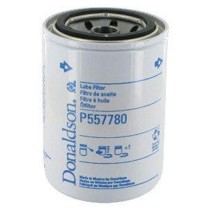 Donaldson Oliefilter - P557780 | 97 mm A | 140 mm H | 3/4 16 UNF G