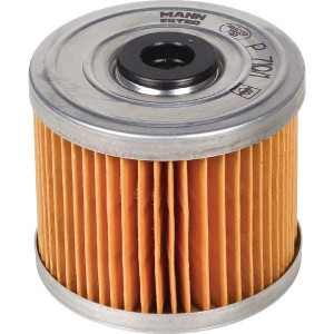 MANN-FILTER Brandstoffilterelement - P7101 | P 710/1 | 14/14 mm | P 710/1