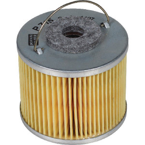 MANN-FILTER Brandstoffilterelement - P715 | 14/14 mm