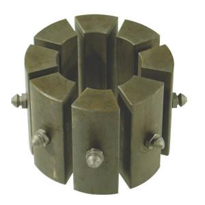 Finn Power Persblokken-set nr: ø (57-63): - P93257 | 100 mm | 57.0 63.0