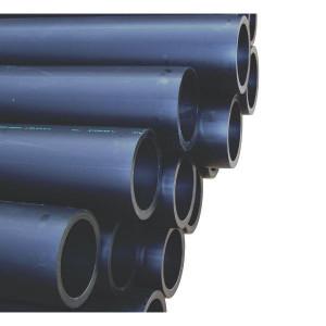 PE-buis 125x7,4 mm SDR 17 - PE017125 | PE 100 SDR 17 (ISO S8) | 125 mm | 10 bar | 7,4 mm