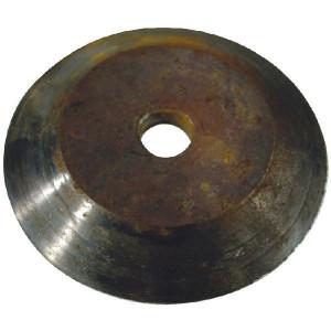 Snijschijf voor mestverdeler Peecon Ø92mm Boring 13mm Dikte 12mm - PEC045