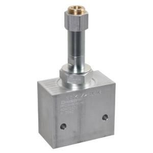 "Comatrol 2-weg Flow P-gecomp. NC 3/4"" - PFC16RC900000BDG6B | 260 bar | 90 l/min | 0-90 l/min | 3/4 BSP | Aluminium"
