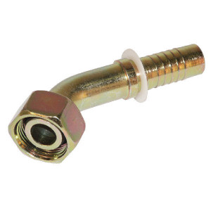 Alfagomma Pilaar DN10-M18x1,5 Box 30 pcs - PGLO101845P030 | Grootverpakking | Gunstig geprijsd | Snijringadapters L-serie | D.m.v. conus met O-ring | DIN 2353 | 24 °