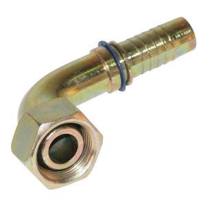 Alfagomma Pilaar DN13-M22x1,5 Box 12 pcs - PGLO132290P012 | Grootverpakking | Gunstig geprijsd | Snijringadapters L-serie | D.m.v. conus met O-ring | DIN 2353 | 24 °