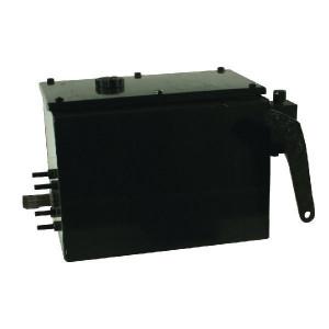 MTH Plunjerpomp met tank 45ltr - PH120045 | Compacte bouwvorm | Breed toepassingsgebied | 260 bar bar | 540 Rpm omw./min. | 550 mm | 315 mm | 310 mm | 45 l | 44 daNm da Nm | 83 cc/omw