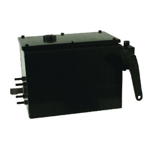 MTH Plunjerpomp met tank 45ltr - PH70045 | Compacte bouwvorm | Breed toepassingsgebied | 260 bar bar | 540 Rpm omw./min. | 550 mm | 315 mm | 310 mm | 45 l | 26 daNm da Nm | 70 cc/omw