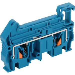 Phoenix Contact Aansluitklem 4mm, blauw - PIT4BU | 6,2 mm | 36,5 mm | 6 mm² | 4 mm² | 4 mm²