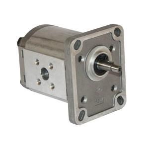 Casappa Tandwielmotor PLM10.2R0-81E1-LBA/BB-N-EL - PLM102R81E1 | Aluminium | 69,4 mm | 33,2 mm | 260 bar p1 | 1 GQ-06 | 1 GQ-06 | 4000 Rpm omw./min. | 650 Rpm | 2,13 cc/omw