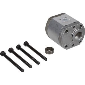 Casappa Tandwielmotor PLM 20.14R0-95B6 - PLM2014R95B6 | 250 bar p1 | 3500 Rpm omw./min. | 500 Rpm | 14.53 cc/omw
