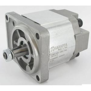 Casappa Tandwielmotor PLM20.8R0-54B2-PGD/GD-N-EL-GB - PLM208R054B2 | 98.8 mm | 250 bar p1 | 4000 Rpm omw./min. | 600 Rpm | 8.26 cc/omw