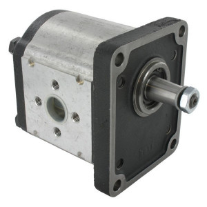 Casappa Tandwielmotor PLM30.43 S0 - PLM3043S83E3 | 230 bar p1 | 3000 Rpm omw./min. | 350 Rpm | 43.98 cc/omw