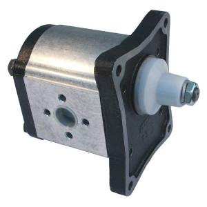 Casappa Tandwielmotor PLM30.61R0-84E4-LED/EF-N - PLM3061R84E4 | 156 mm | 76,5 mm | 190 bar p1 | 35 G-20 | 3 G-16 | 2500 Rpm omw./min. | 350 Rpm | 60,97 cc/omw