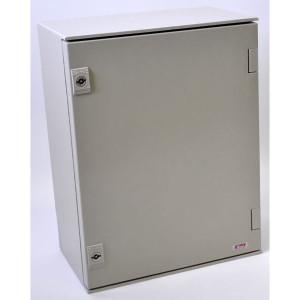 Schneider-Electric Kunststof kast 430x330x200 mm - PLM43 | -50 .... 150 °C | 330 mm | 430 mm | 200 mm