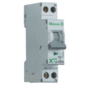 Eaton Installatie-autom. 13A,1P+N,B - PLN6B131N