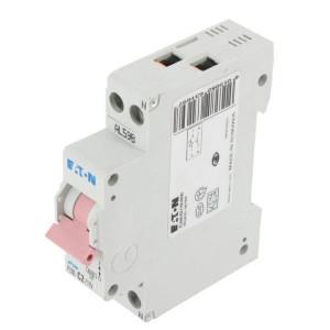 Eaton Installatie-autom. 2A,1P+N,C - PLN6C21N