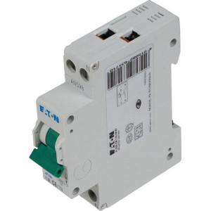 Eaton Installatie-autom. 6A,1P+N,C - PLN6C61N