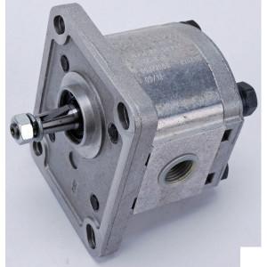 "Casappa Pomp PLP10.1 D0-81E1-GC/GC-N- - PLP101D081E1G   4-gats flens, DIN   Conische as 1 : 8   1,07 cc/omw   260 bar p1   280 bar p2   290 bar p3   4000 Rpm omw./min.   650 Rpm omw./min.   66,2 mm   66,2 mm   31,6 mm   3/8"" Bsp mm   3/8"" Bsp mm"