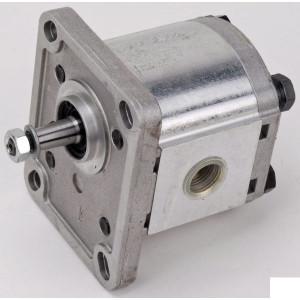 "Casappa Pomp PLP10.4 D0-81E1-LGC/GC-N- - PLP104D081E1G   4-gats flens, DIN   Conische as 1 : 8   4,27 cc/omw   250 bar p1   270 bar p2   280 bar p3   4000 Rpm omw./min.   650 Rpm omw./min.   75,8 mm   75,8 mm   3/8"" Bsp mm   3/8"" Bsp mm"