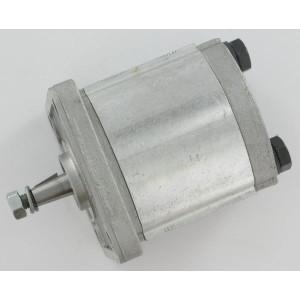 "Casappa Pomp PLP10.5 D0-81E1-LGD/GD-N - PLP105D081E1G   4-gats flens, DIN   Conische as 1 : 8   5,34 cc/omw   250 bar p1   270 bar p2   280 bar p3   4000 Rpm omw./min.   650 Rpm omw./min.   1/2"" Bsp mm   1/2"" Bsp mm"