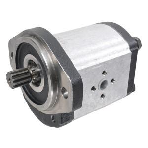 Casappa Pomp PLP20.25-D0-07S1-LEB/EA-N-FS - PLP2025D007S1 | 4-gats flens, EN | Spline as Z=11 16/32 | 26,42 cc/omw | 170 bar p1 | 2500 Rpm omw./min. | 500 Rpm omw./min. | 127,5 mm | 127,5 mm | 40 mm | 30 mm