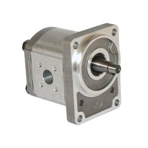 Casappa Pomp PLP20.25D0-54B2-LBE/BC-N-EL FS - PLP2025D054B2 | 4-gats flens, DIN | Conische as 1 : 5 | 26,42 cc/omw | 170 bar p1 | 190 bar p2 | 210 bar p3 | 2500 Rpm omw./min. | 500 Rpm omw./min. | 126,3 mm | 126,3 mm | 60,8 mm | 40 mm | 35 mm