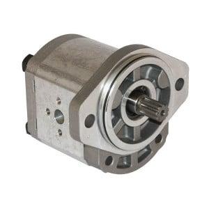 Casappa Pomp PLP20.25S0-03S2-LEB/EA-N - PLP2025S003S2 | 4-gats flens, EN | Spline as, SAE-A-9T 16/32 | 26,42 cc/omw | 170 bar p1 | 2500 Rpm omw./min. | 500 Rpm omw./min. | 127,5 mm | 127,5 mm | 40 mm | 30 mm