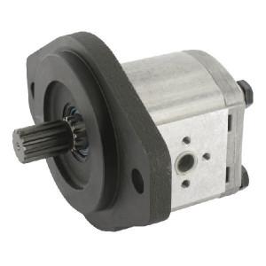 Casappa Pomp PLP20.25S004S5-LEB/EANFS - PLP2025S004S5 | 4-gats flens, DIN | 26,42 cc/omw | 170 bar p1 | 190 bar p2 | 210 bar p3 | 2500 Rpm omw./min. | 500 Rpm omw./min. | 107,5 mm | 107,5 mm