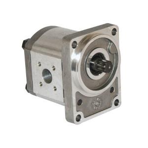 Casappa Pomp PLP20.6,3S0-12B2-LBE/BC-N-EL FS - PLP206S012B2   4-gats flens, DIN   Spline as, DIN 5482 9T   6,61 cc/omw   250 bar p1   4000 Rpm omw./min.   600 Rpm omw./min.   96,3 mm   96,3 mm   45,8 mm   40 mm   35 mm