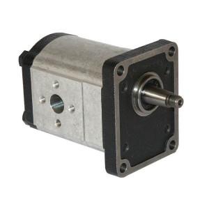 Casappa Pomp PLP20.8D3-82E2-LEA/EA-N-EL - PLP208D382E2 | 4-gats flens, EN | Conische as 1 : 8 | 8,26 cc/omw | 250 bar p1 | 3500 Rpm omw./min. | 600 Rpm omw./min. | 123,6 mm | 123,6 mm | 71,8 mm | 30 mm | 30 mm