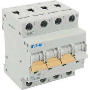 Eaton Installatie-autom. 13A,3P+N,B - PLS6B133N