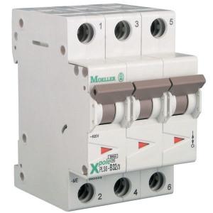 Eaton Installatie-autom. 25A,3P,B - PLS6B253